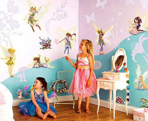 Kids Room Painting